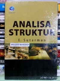 Image of ANALISA STRUKTUR